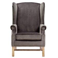 Nora Velvet Arm Chair