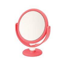 Soft Touch Round Mirror