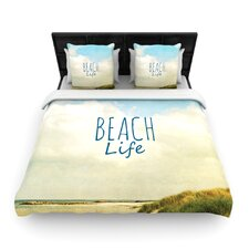 Beach Life Light by Iris Lehnhardt Duvet Cover