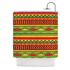 Egyptian Shower Curtain
