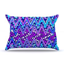 Electric Chevron Pillow Case