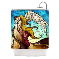 In The Arms Of The Angel Shower Curtain