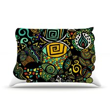 Multicolor Life Pillow Case