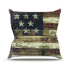 Oh Beautiful Throw Pillow