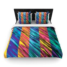 Set Stripes I Woven Bedding Collection