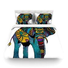 Elephant of Namibia Duvet Cover Collection