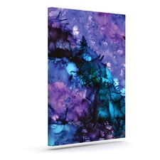 'Soul Searching' by Claire Day Graphic Art on Wrapped Canvas
