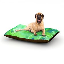'Touch of Blue' Dog Bed