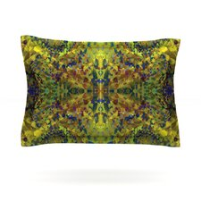 Jacket Abstract Cotton Pillow Sham