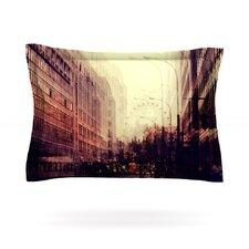 London by Ingrid Beddoes Pillow Sham
