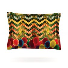 Chevron and Dots by Deepti Munshaw Pillow Sham