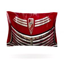 Red Chevy by Ingrid Beddoes Pillow Sham