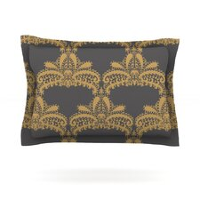 Decorative Motif by Nandita Singh Pillow Sham