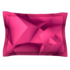 Purple Surface by Danny Ivan Pillow Sham