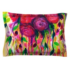 Roses are Red by Ebi Emporium Pillow Sham