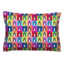 Pussy Cat I Love You by Bruce Stanfield Pillow Sham