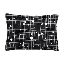 Cotton Web Mono by Budi Kwan Cotton Pillow Sham