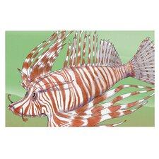 Fish Manchu Doormat