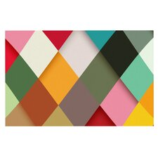 Colorful Geometric Doormat