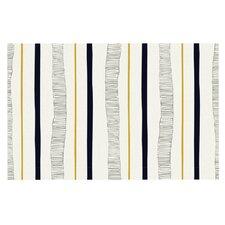 Textured Stripes Doormat