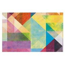 Color Blocking II Doormat