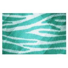 Zebra Texture Doormat
