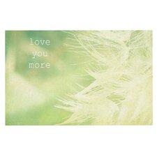 Love You More Doormat