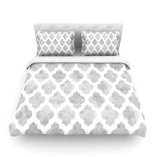 Moroccan by Amanda Lane Light Cotton Duvet Cover