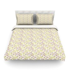 Rhapsody Vine by Julie Hamilton Duvet Cover