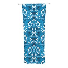 Intertwined Curtain Panels (Set of 2)