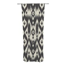 Tribal Ikat Curtain Panels (Set of 2)