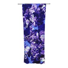 Floral Fantasy Curtain Panels (Set of 2)