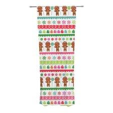 Gumdrop Buttons Curtain Panels (Set of 2)