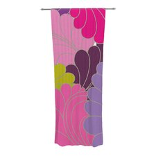 Moroccan Leaves Curtain Panels (Set of 2)