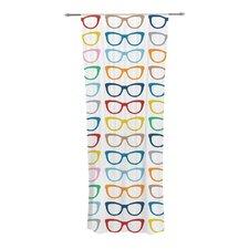 Rainbow Specs Curtain Panels (Set of 2)