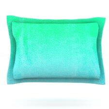 Blue Hawaiian by Monika Strigel Pillow Sham