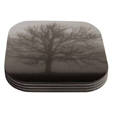 Lonely Tree by Angie Turner Coaster (Set of 4)