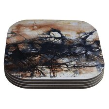 Looking for Water by Steve Dix Coaster (Set of 4)