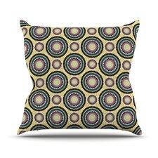Patio Decor by Mydeas Throw Pillow