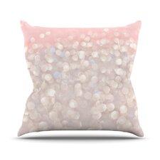 Magical Glitter Throw Pillow