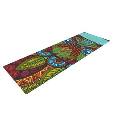 Owl by Art Love Passion Yoga Mat