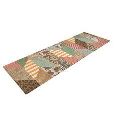 Hodge Podge by Heidi Jennings Vintage Texture Yoga Mat