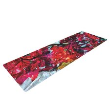 Bougainvillea by Mary Bateman Yoga Mat