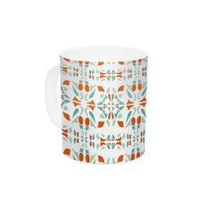 Italian Kitchen Green by Miranda Mol 11 oz. Ceramic Coffee Mug