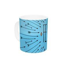 Fearless by Skye Zambrana 11 oz. Ceramic Coffee Mug