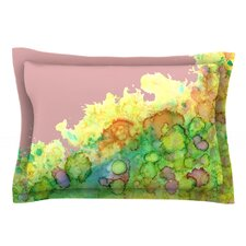 Sea Life III by Rosie Brown Woven Sham
