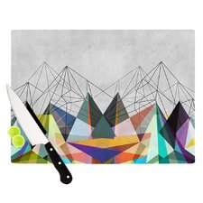 Colorflash 3X by Mareike Boehmer Cutting Board