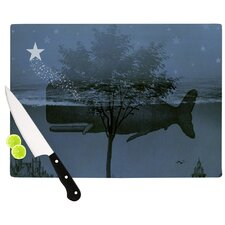 Whale Watch Cutting Board