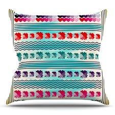 Love Pattern by Famenxt Throw Pillow