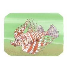 Fish Manchu Placemat